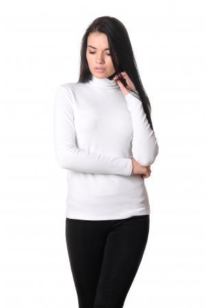 Водолазка женская LADY Winter 4701 - белый