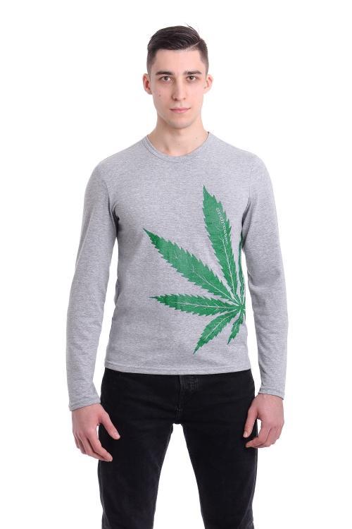 Реглан Cannabis  - 3252 меланж