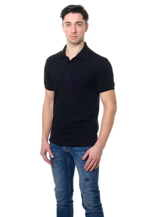 Футболка Polo Aktiv 5503 - черный