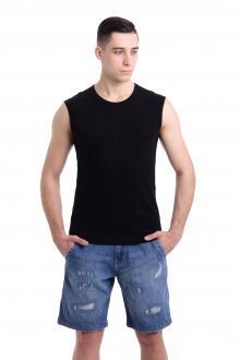 Безрукавка - черный 2751
