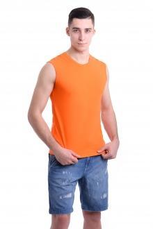Безрукавка - оранжевый 2756