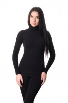Водолазка женская LADY Winter 4700 - черный