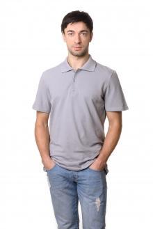 Футболка Polo Эгоист 7042 - Серый классик