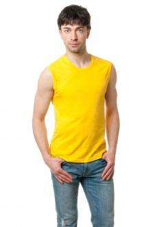 Безрукавка - желтый2755