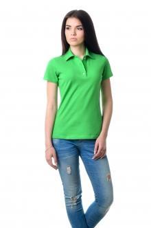 Женская футболка Поло Lider 2813 - салатовый