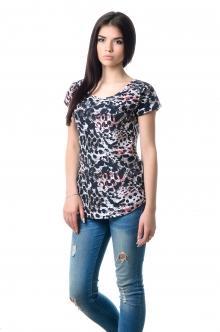 Женская вискозная футболка - 1020