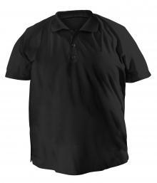 Футболку Polo большая - 7015 черный