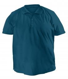 Большая футболку Polo - 7032 джинс