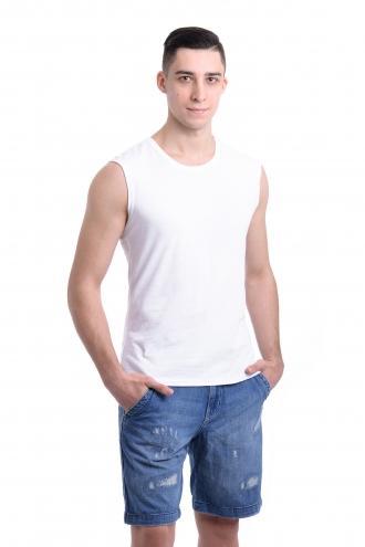 Безрукавка - белый 2759