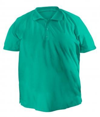 Большая футболка Polo - 7046 минтол
