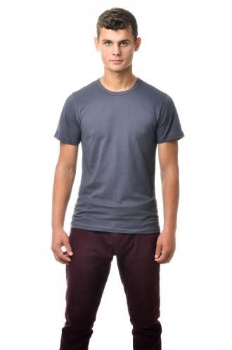 Футболка мужская AndreStar 3026 - темно-серый