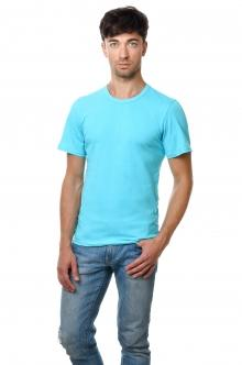 Футболка мужская AndreStar 3021 - голубой