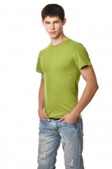 Футболка мужская AndreStar 3015 - оливковый